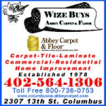 Wize Buys Carpet